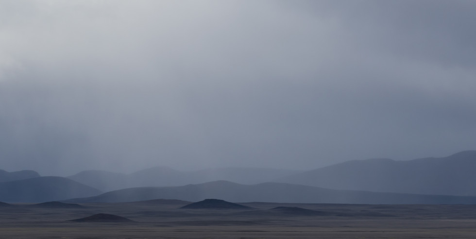 Á leið að Herðubreið