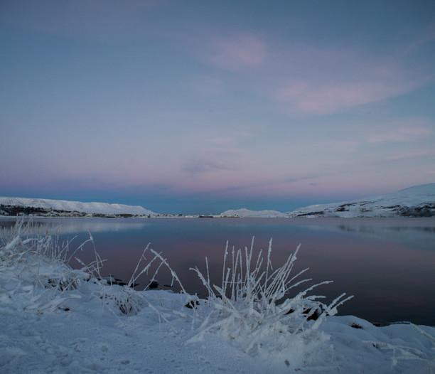 Vetrarkyrrð á Akureyri