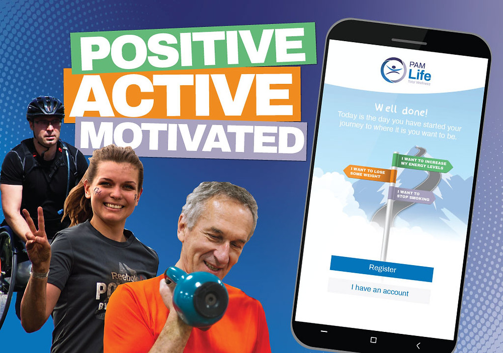 Positive Active Motivated Life