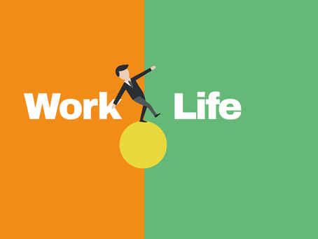 What is 'work-life' balance and how do we get it?