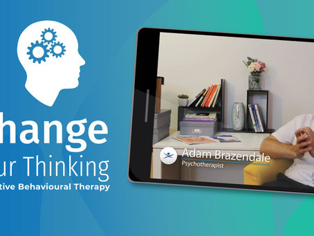 Our new Cognitive Behavioural Therapy (CBT) videos help overcome negative thinking