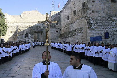 Catholic Pilgrimage  Israel  Holy Land
