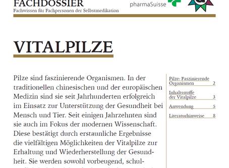 Fachinformation Vitalpilze