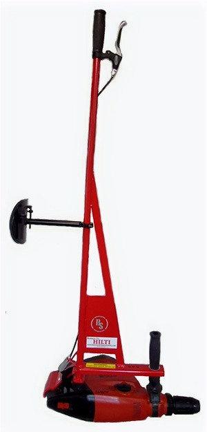 BackSaver Hammer Drill Attachment for Hilti