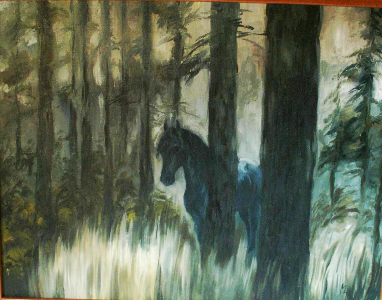 olej na 70x55, 2008