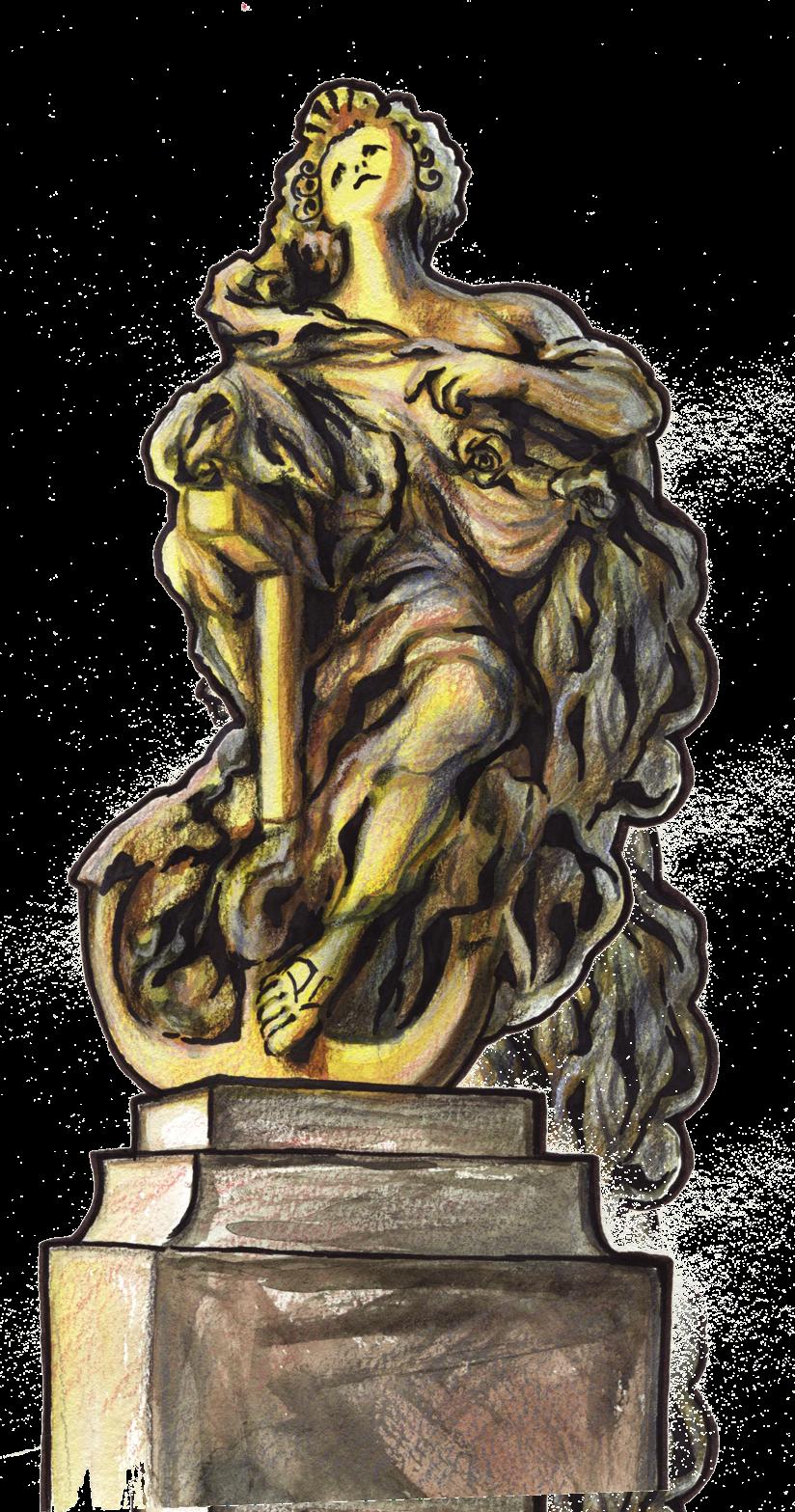 socha nadeje