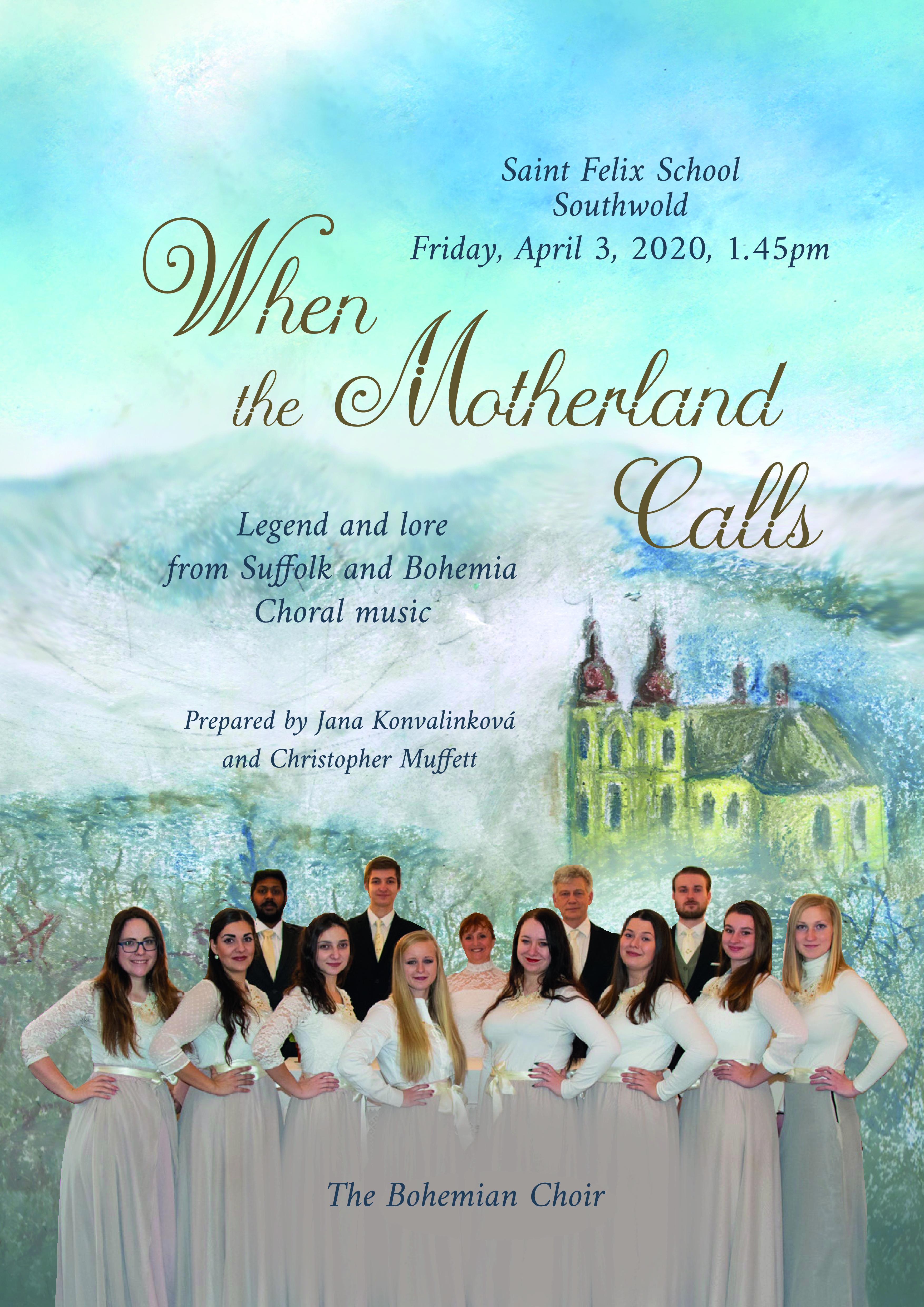 plakát MotherlandCalls2020