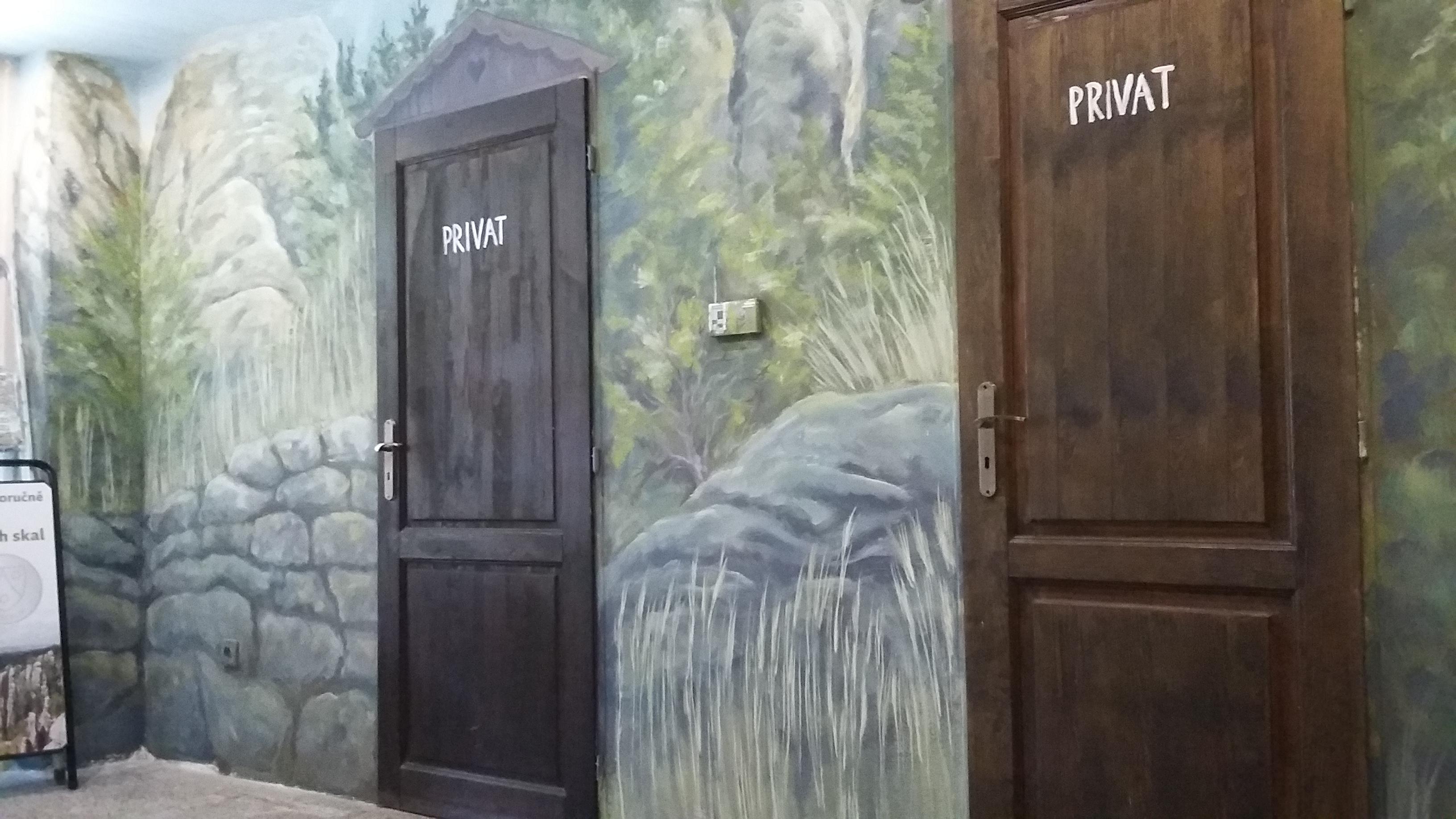 infocentrum na Prachově