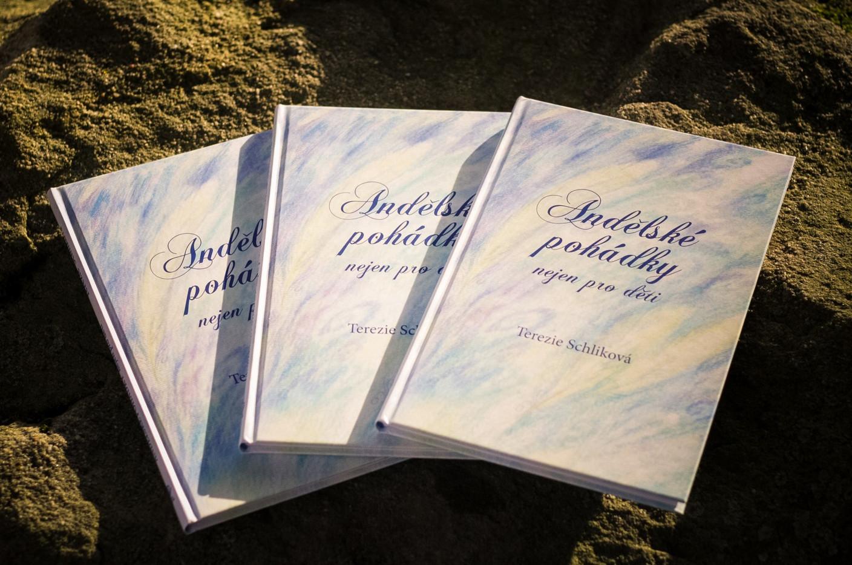Andělské pohádky - knížka