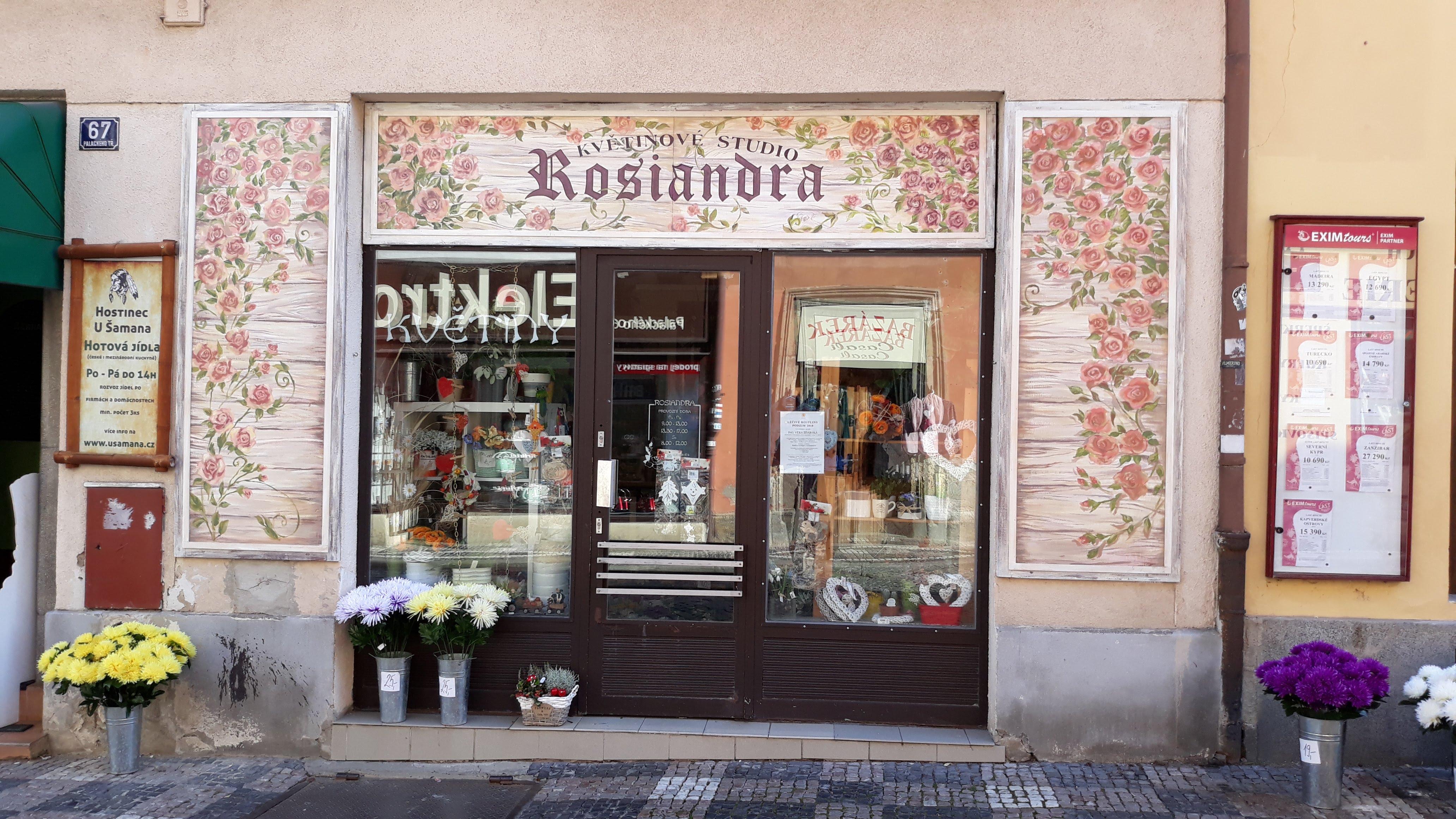 Květinářství Rosiandra