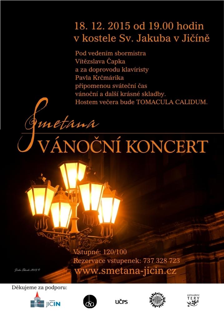 plakát VÁNOČNÍ15