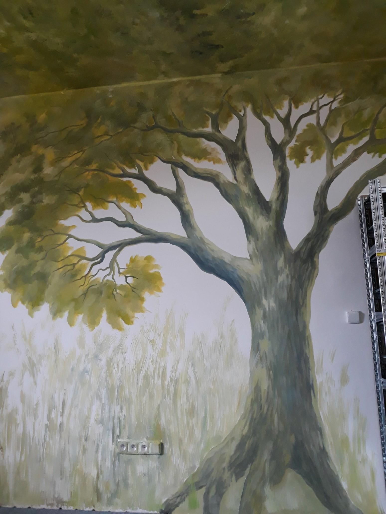 Strom v OP-profi, Jičín, červen, 201