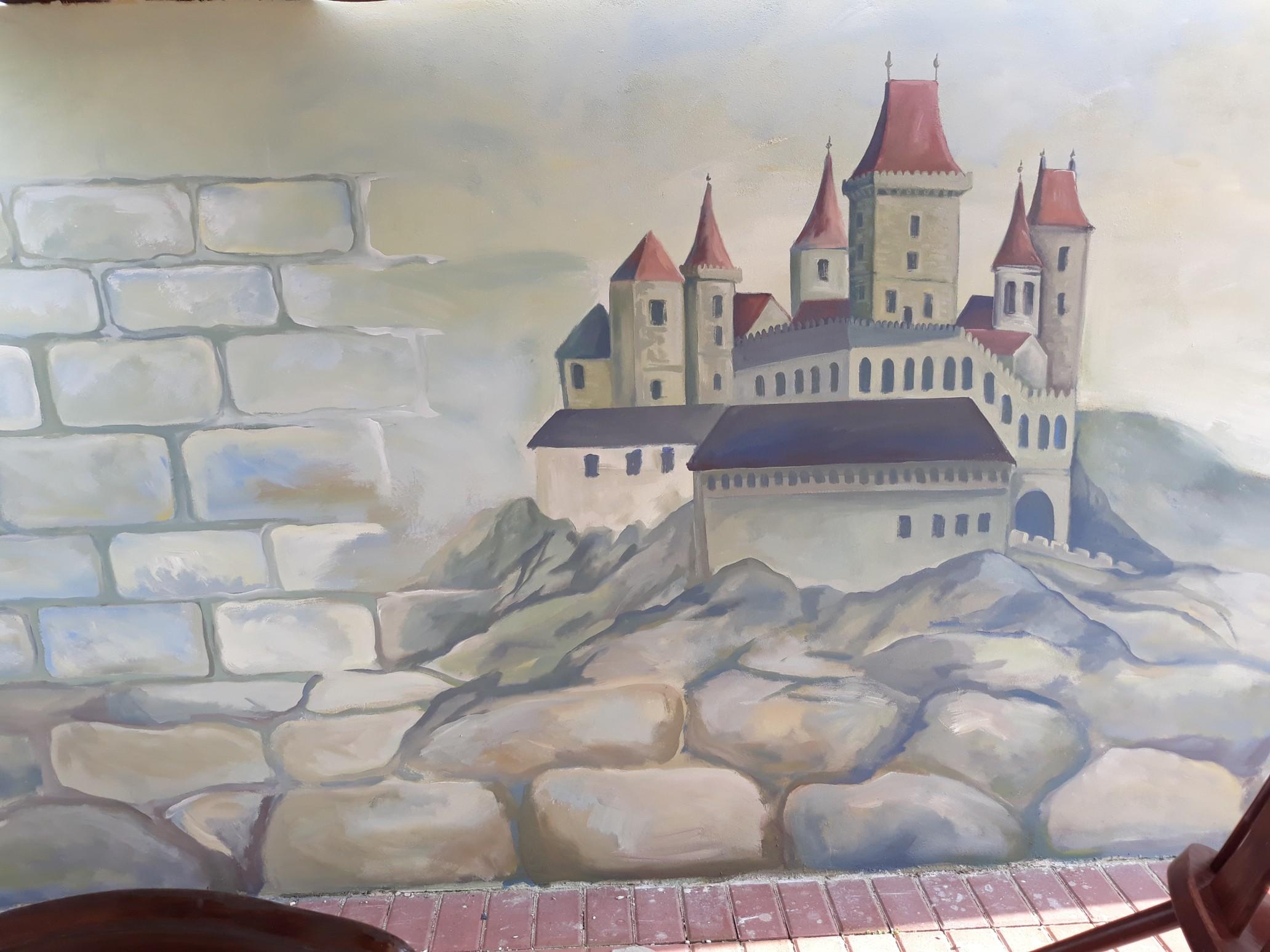 terasa, Camp U Rumcajse