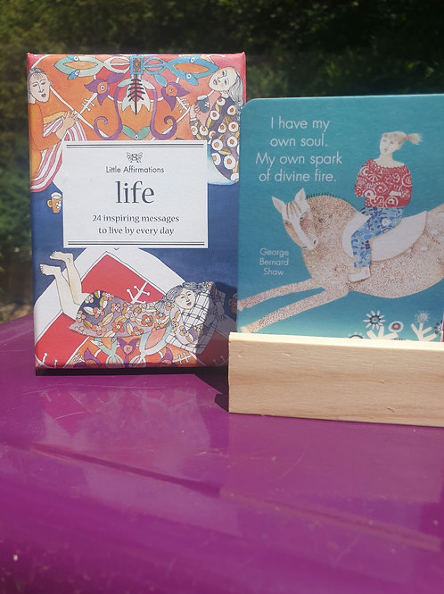 Cate Edwards Little Affirmations-Life