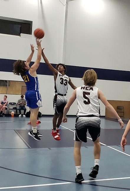 HCA Lantana Basketball