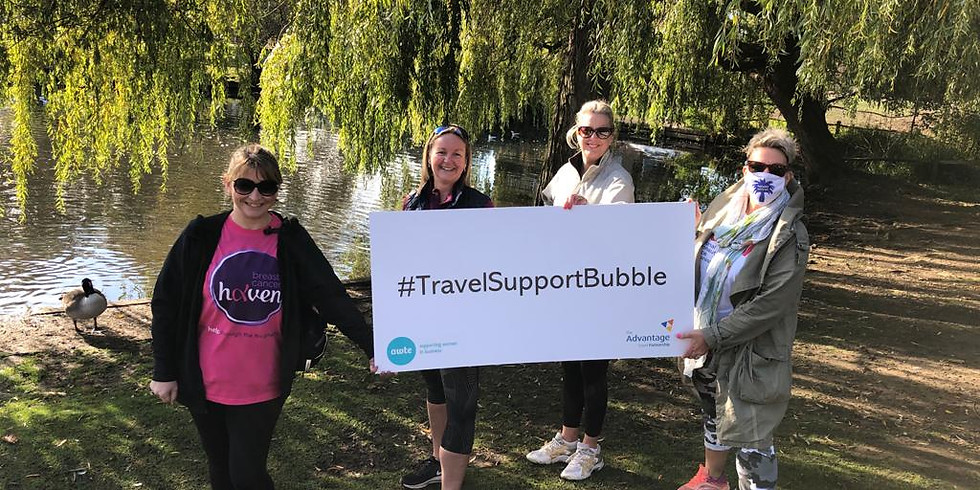 Travel Support Bubble