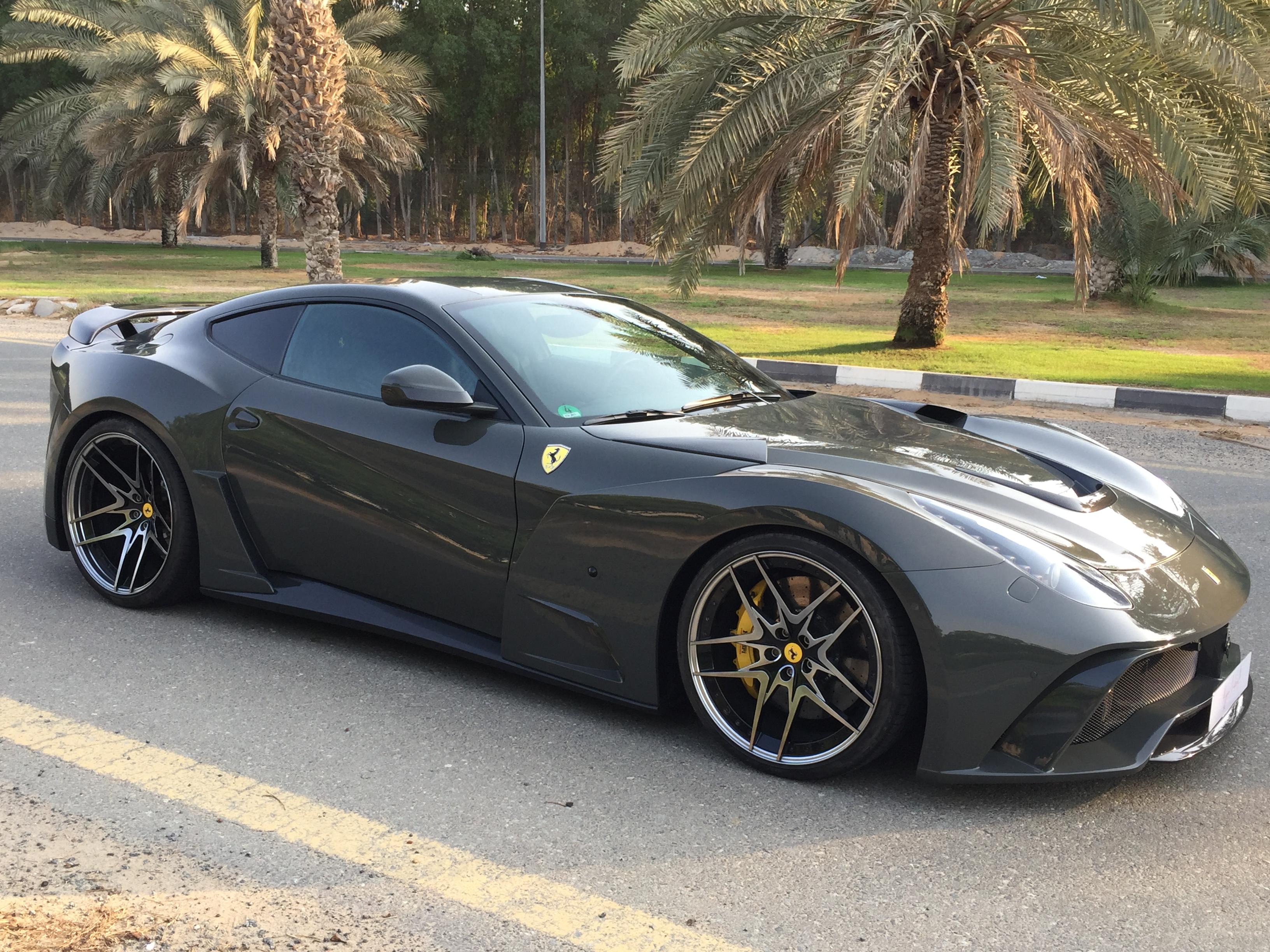 Hyper Voitures Ferrari F12 Novitec Rosso N Largo S For Sale