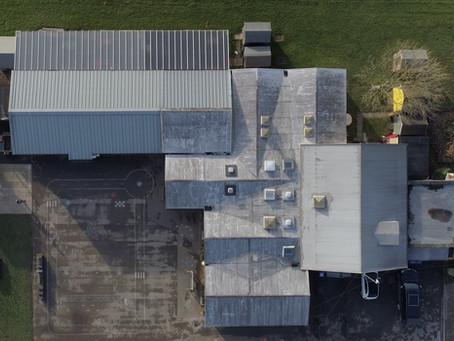 St. Martin's School Roof Inspection