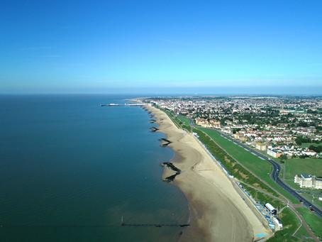 Clacton-On-Sea: 3D Beach Survey