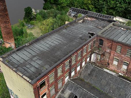 Dangerous Roof Inspection