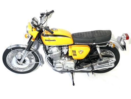 Minichamps 1/6 scale Honda CB 750
