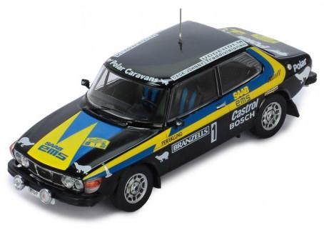 IXO Saab 99 EMS Rally Cars Coming Soon.