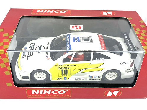 Boxed 1:32 scale Ninco Opel Calibra DTM Car - Y Dalmas 1995 Slot Car Model