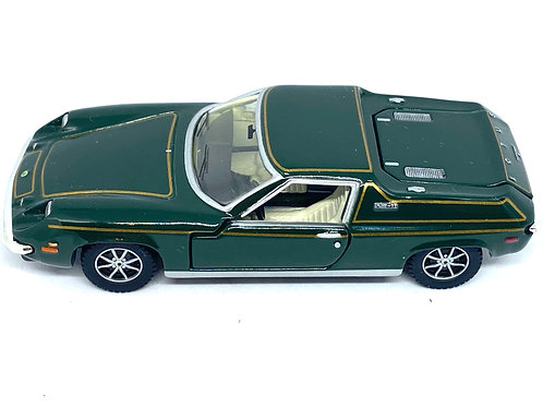 1:43 scale Boxed Tomica Limited S Series Green Lotus Europa Special, Tomy 0008
