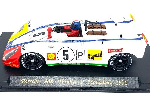 1:32 scale Fly Slot Car Porsche 908 Flunder - G Larrousse Montlhery 1970 Model