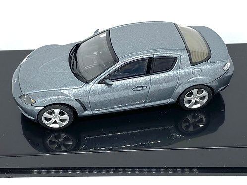 Boxed 1:43 scale Auto Art Mazda RX-8 Sports Car Diecast Model Replica