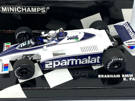 This weeks new Minichamps Die cast Models to arrive
