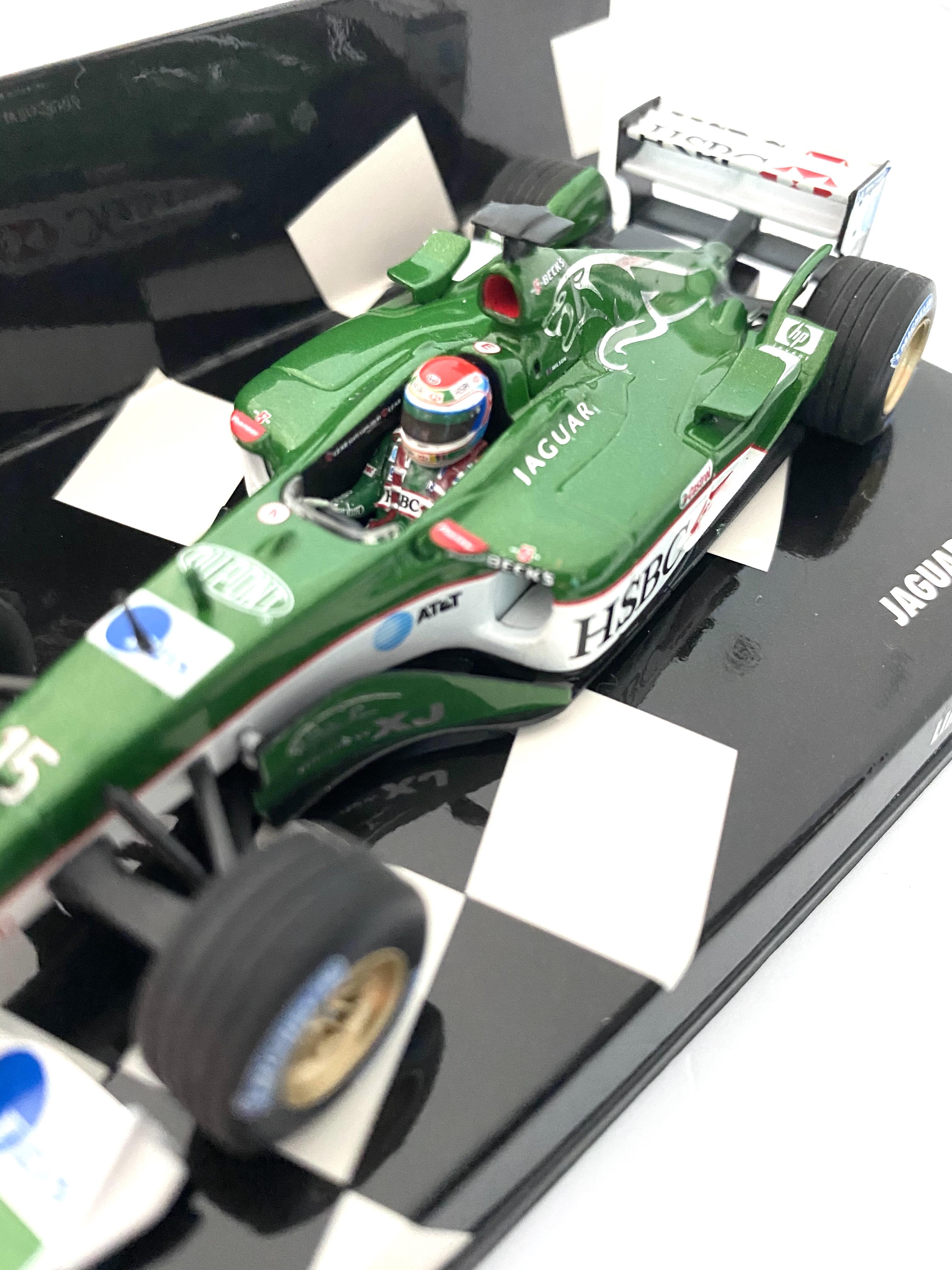 Jaguar R4 - J Wilson 3