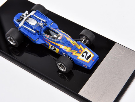 Coming Soon - Rare Indy 500 Model - Al Unser 1970
