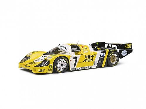 1:18 scale Solido Porsche 956 Le Mans Car - Pescarolo, Ludwig & Johansson 1984