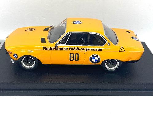 1:43 scale Trofeu Model BMW 2800 CS Model Zandvoot 1972 Limited Edition of 150