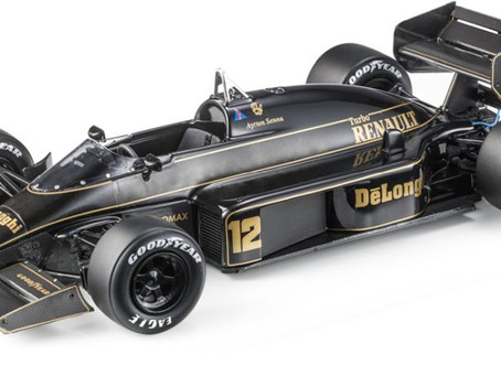 JPS Lotus F1 Cars due this Summer