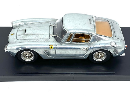 Ltd Edition 1:43 scale Bang Ferrari 250 GT SWB Sports Car, Hand Polished Finish