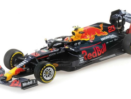 New Minichamps Diecast F1 Models due this week