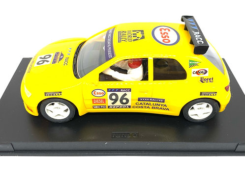 Rare Boxed 1:32 scale Ninco Peugeot 306 Rally Car Slot Car Model from 1996