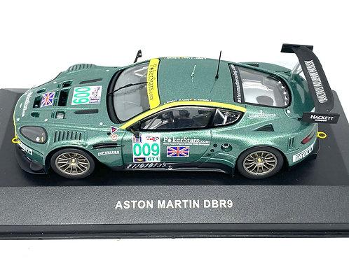 1:43 scale IXO Aston Martin DBR9 Race Car Pedro Lamy 2006 Diecast Replica Model