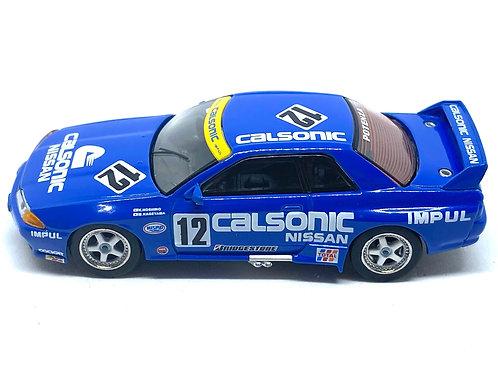 1:64 scale Mini GT TSM Model Nissan Skyline GT-R Group A Touring Car #12 1993