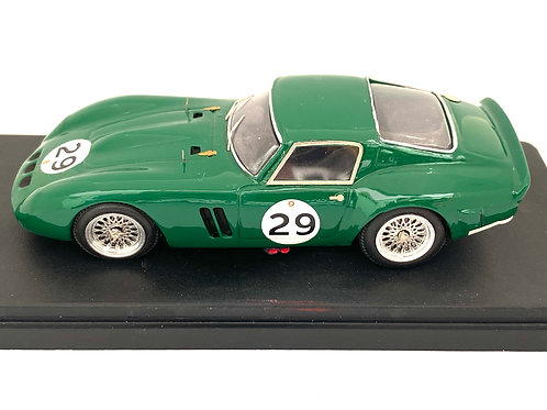 Ltd Edition 1:43 scale Jolly Model of a Ferrari 250 GTO Sports Car T Maggs 1965