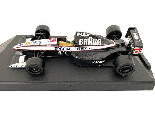1:43 scale Boxed Tyrrell Honda 020 F1 Car - S Modena 1991 Diecast Model, Toy Car