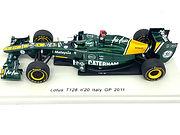 Lotus T128 - H Kovalainen Italy 1.JPEG