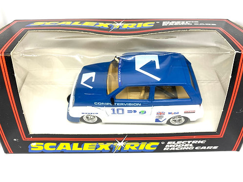 Vintage Boxed Computervision Metro 6R4 Scalextric Slot Car Scalextric C149 Model