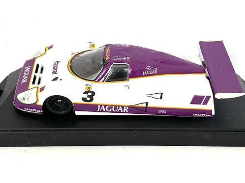 1:43 scale Boxed Onyx Silk Cut Jaguar XJR-11 Le Mans Car - John Nielsen 1990