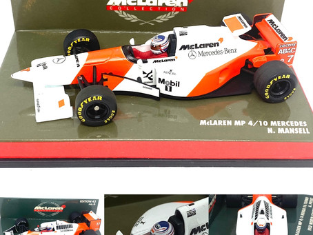 New McLaren F1 cars now in stock