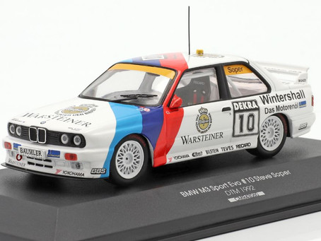 BMW M3 E30 DTM Diecast Models