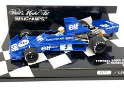 Tyrrell 007 - J Scheckter 1
