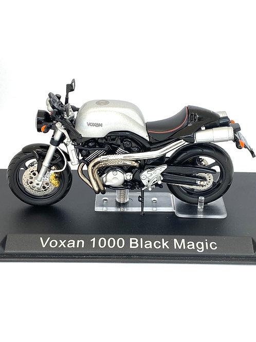 1:24 scale Altaya Deagostini Voxan 1000 Black Magic Replica Model Road Bike